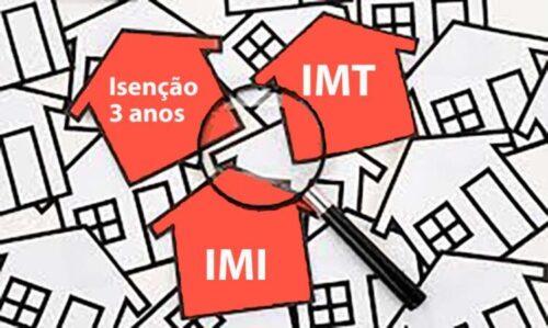 Sociedade Isenta de IMT e IMI